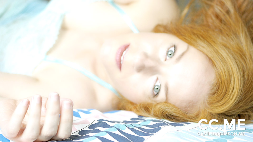 Sensual and Silly Redhead